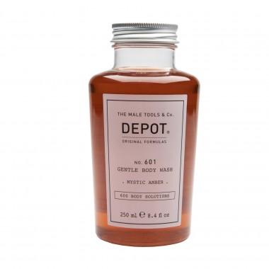 Depot 601 Gentle Body Wash Mystic Amber, 250 ml