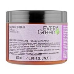 Маска восстанавливающая Dikson Every Green Damaged Hair Mask, 500 мл