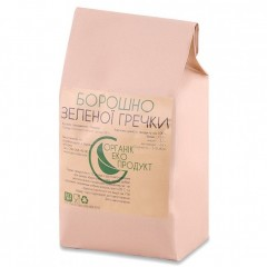 Flour from green buckwheat organic Organic Eco-Product, 2 kg