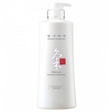 Зволожуючий кондиціонер для всіх типів волосся DAENG GI MEO RI (Корея) KI GOLD Premium Treatment, 500 мл
