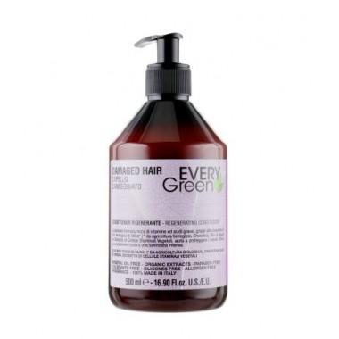 Відновлючий кондиціонер Dikson Every Green Damaged Hair Conditioner, 500 мл
