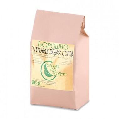 Durum wheat flour, natural Organic Eco-Product, 5 kg