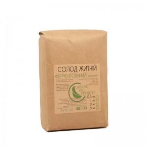 Солод житній ферментований Organic Eco-Product, 1 кг