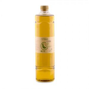 Олія лляна холодного віджиму Organic Eco-Product, 1000 мл