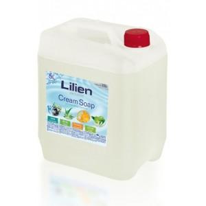 """Рідке крем-мило для рук Lilien """"Олива"""", 5 л"""
