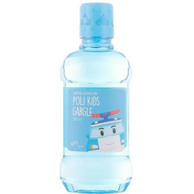 Детское полоскание для полости рта с ароматом яблока Daeng Gi Meo RI Poli Kids Gargle Apple, 260 мл