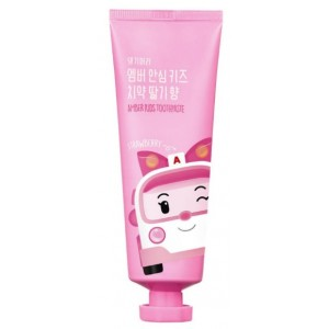 Daeng Gi Meo RI Poli Kids Toothpaste Strawberry, 100 g