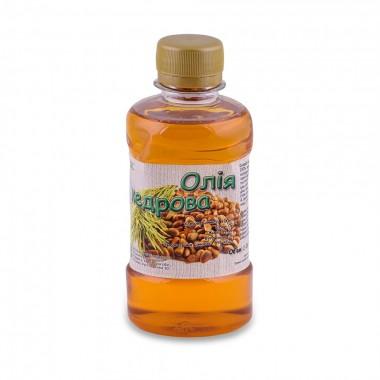 Олія кедрова холодного віджиму Organic Eco-Product, 250 мл