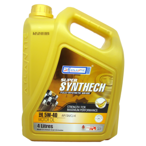 ATLANTIC SYNTHECH SUPER 5W-40, 4 l
