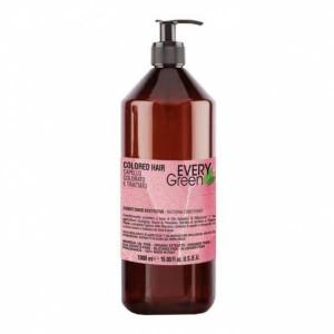 Кондиціонер для фарбованого і обробленого волосся з маслом абрикоса, томатним соком Dikson EG Colored Conditioner, 1000 мл