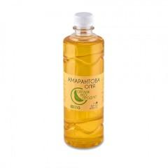 Organic Eco-Product cold pressed amaranth oil, 1000 ml