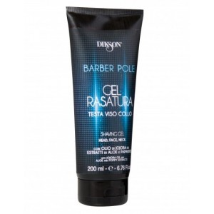 Dikson Barber Pole Shaving Gel, 200 ml