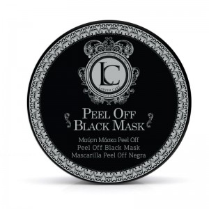 Lavish Care Peel Off Black Mask, 100 ml
