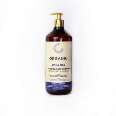 Punti di Vista Organic Energizing Shampoo Vegan Formula, 1000 ml