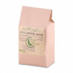 Борошно житнє обойне (цільнозернове) натуральне Organic Eco-Product, 500 г