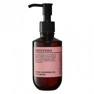 Moremo Facial Cleansing Oil - It's Magic, 150 ml