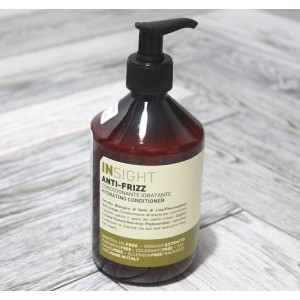 Anti-Frizz Hair Hydrating Conditioner Insight (Italy), 400 ml
