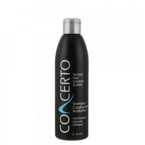 Shampoo treatment anti dandruff Concerto, 250 ml