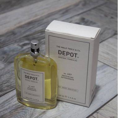 Depot Shave Specifics 407 Restoring Aftershave, 100 ml