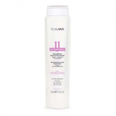 Team 155 Extraforce 11 Shampoo Treated And Colored Hair, 250 ml (8031246006367)