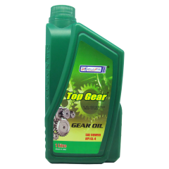 Atlantic Top Gear Oil 80W-90 GL-4, 1 l