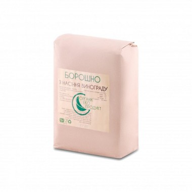 Grape flour Organic Eco-Product, 2 kg