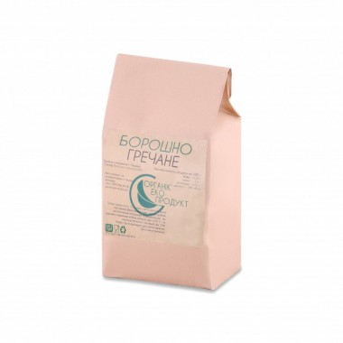 Buckwheat flour natural Organic Eco-Product, 5 kg