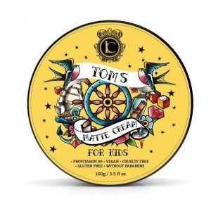 Lavish Care Kids Pomade -Tom`s Matte Cream, 100 ml