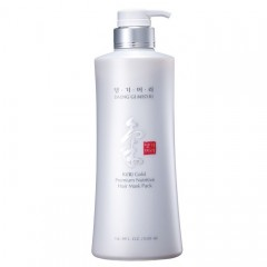 Питательная маска для волос DAENG GI MEO RI (Корея) Ki Gold Premium Hair Mask, 500 мл