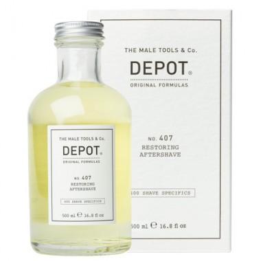 Regenerating after shave lotion Depot 407, 500 ml