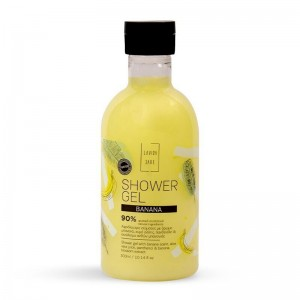 Shower gel Lavish Care Banana, 300 ml