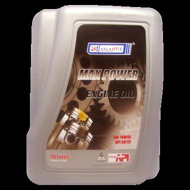 Моторное масло ATLANTIC MAX POWER 10W-40, 20 л
