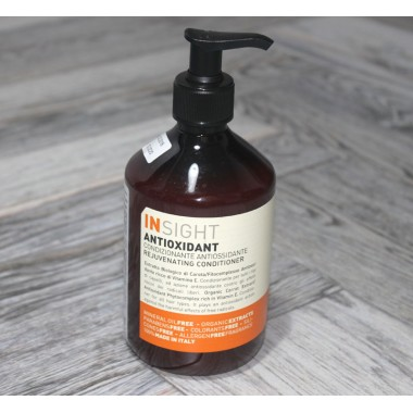 Омолаживающий кондиционер Insight (Италия) Antioxidant Rejuvenating Conditioner, 400 мл