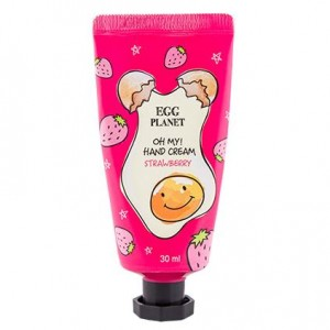 DAENG GI MEO RI Egg Planet Hand Cream Strawberry, 30 ml
