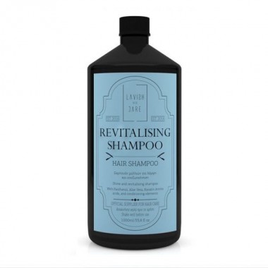Lavish Care Revitalizing Shampoo, 1000 ml