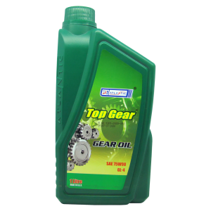 Atlantic Top Gear Oil 75W-90 GL-4, 1 l