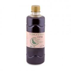 Масло конопляное холодного отжима Organic Eco-Product, 500 мл