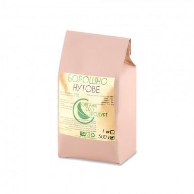 Борошно нутове натуральне Organic Eco-Product, 500 г