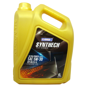 ATLANTIC SYNTHECH ULTRA POWER LL III C3 SAE 5W-30, 4 l