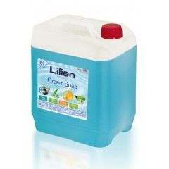 "Lilien ""Sea Minerals"" Liquid Hand Cream-Soap, 5 l"