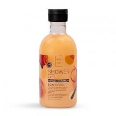 Гель для душа  с ароматом апельсина и корицы Lavish Care Orange Cinnamon, 300 мл