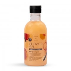 Shower Gel Lavish Care Orange Cinnamon, 300 ml
