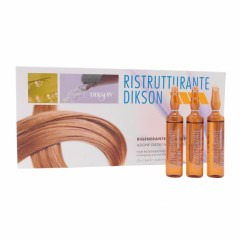 Ampoules for hair loss Dikson Ristrutturante, 12 * 12 ml