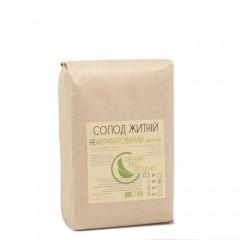Rye malt not fermented white Organic Eco-Product, 1 kg