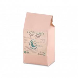 Buckwheat flour natural Organic Eco-Product, 500 g