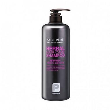 Шампунь-професійний догляд за волоссям на травах DAENG GI MEO RI (Корея) Professional Herbal Hair Shampoo, 1000 мл