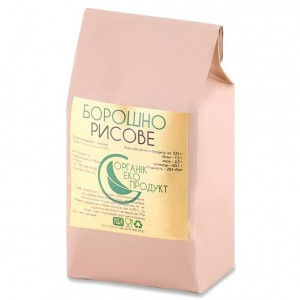 Rice flour Organic Eco-Product, 2 kg