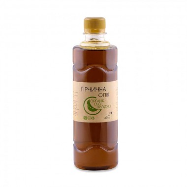 Масло горчичное холодного отжима Organic Eco-Product, 1000 мл