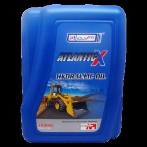 Гидравлическое масло Atlantic Hydravlic Oil HVI 46, 20 л