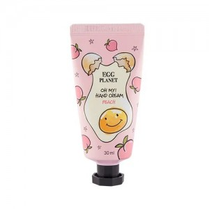 Крем для рук Персик DAENG GI MEO RI Egg Planet Hand Cream Peach, 30 мл